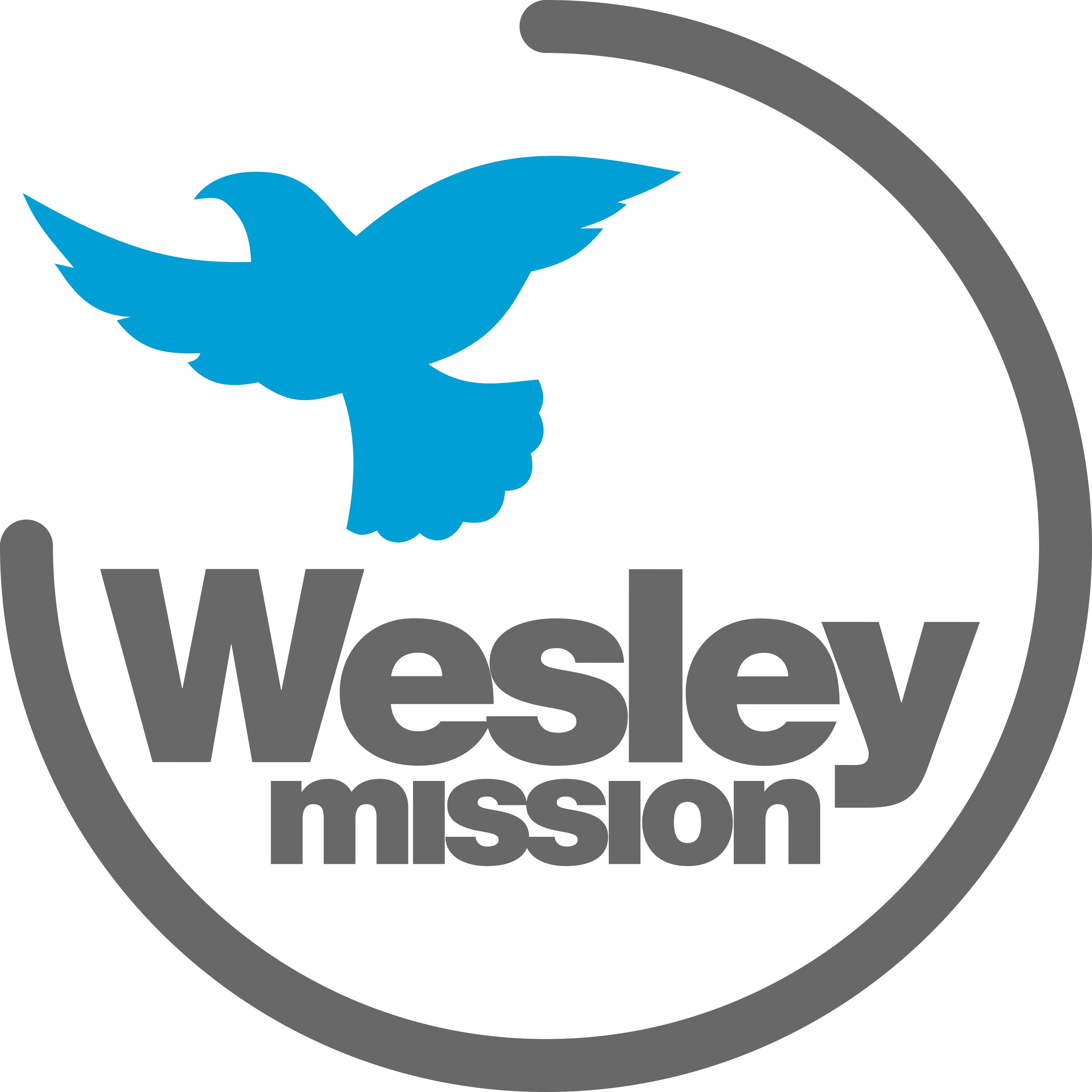 Wesley LifeForce Suicide Prevention Training for Aged Care Workers logo