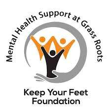 Keep Your Feet Foundation logo