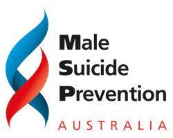 Male Suicide Prevention Australia logo