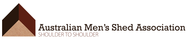 Australian Men's Shed Association logo