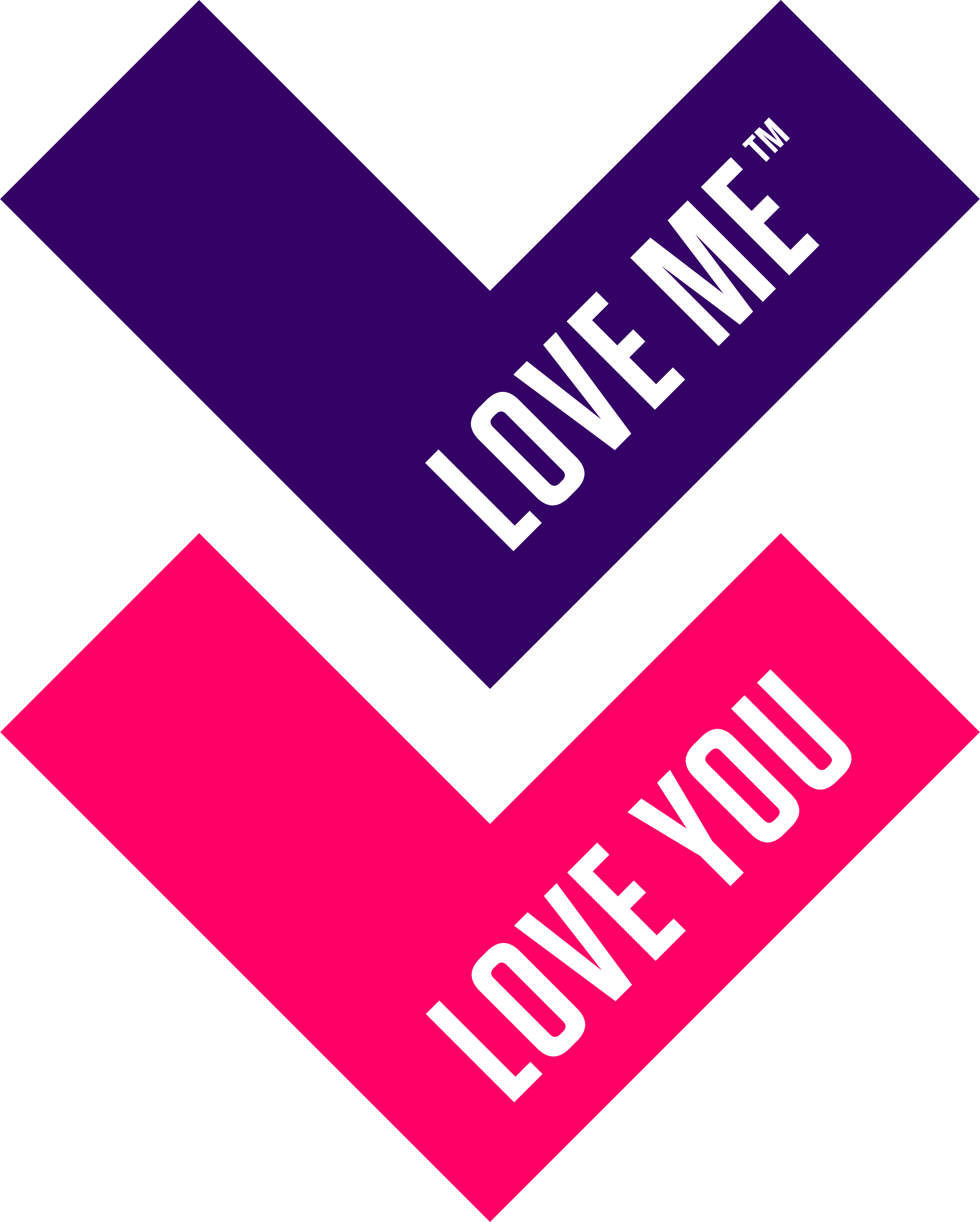Love Me Love You Foundation logo