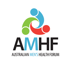 Australian Men's Health Forum logo