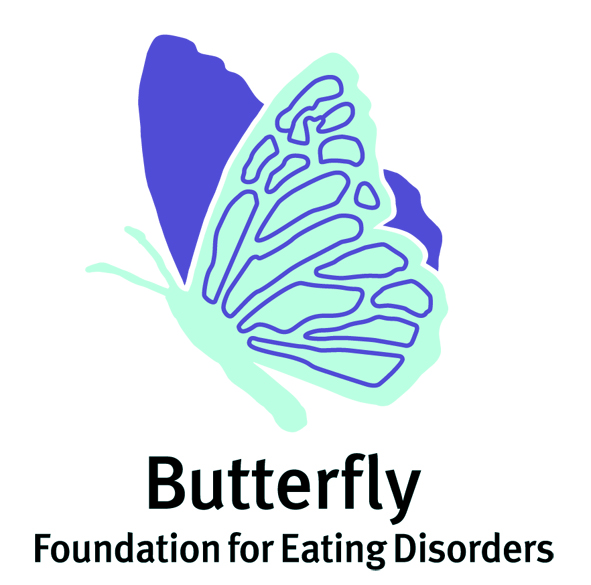 Butterfly Foundation logo