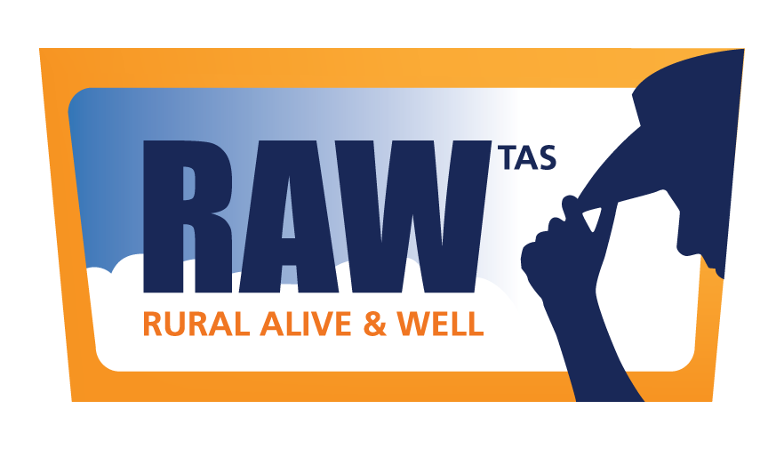 Rural Alive and Well Inc. logo