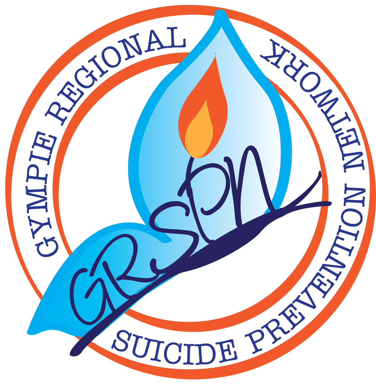 Gympie Regional Suicide Prevention Network logo