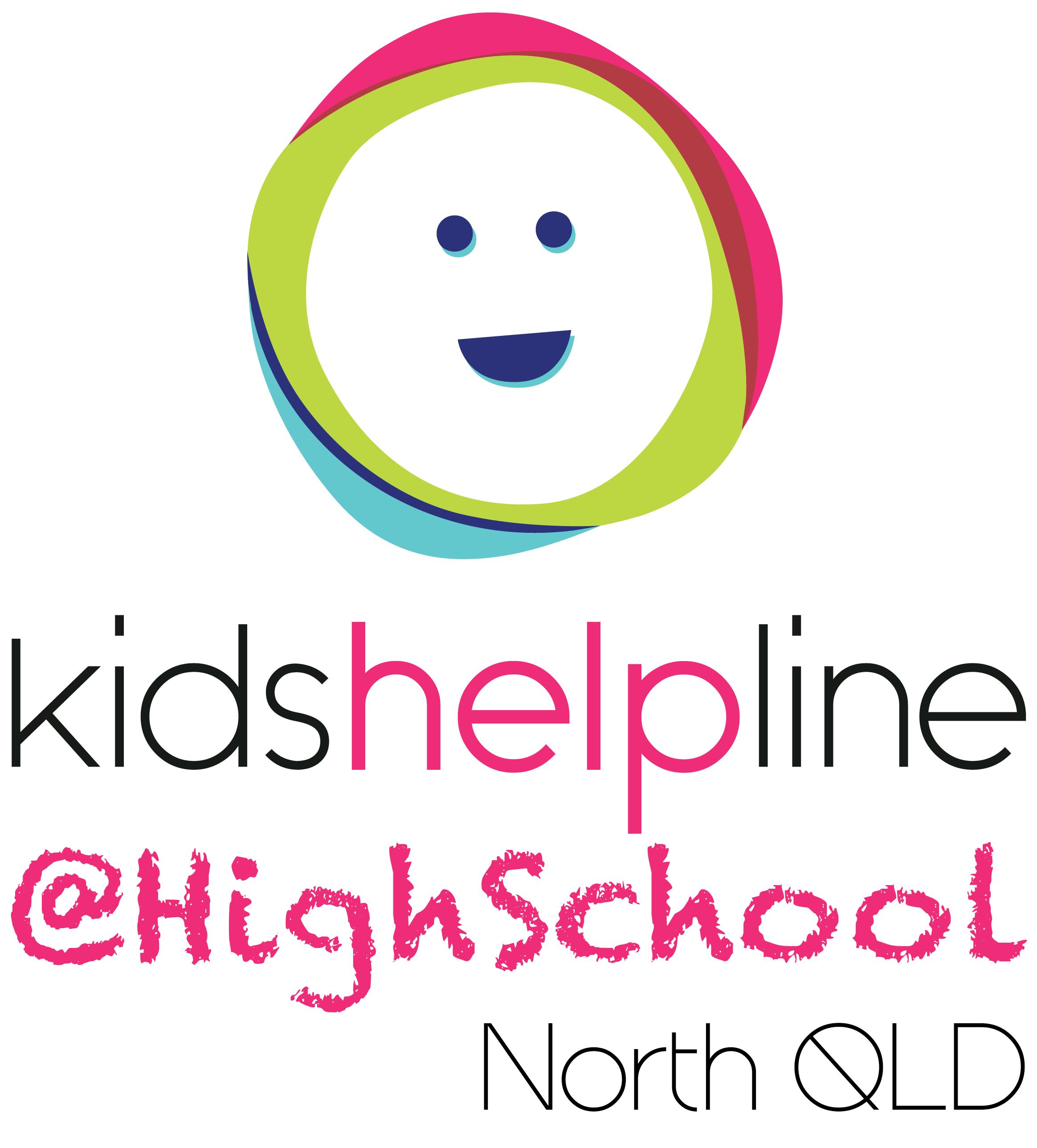 Kids Helpline @ High School (North QLD) logo