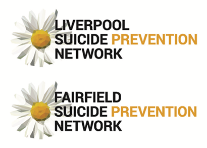 Liverpool and Fairfield Suicide Prevention Network logo