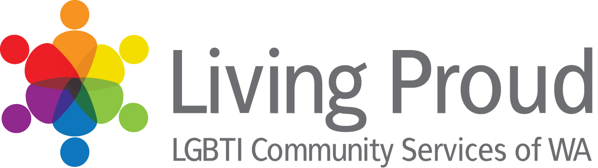 www.livingproud.org.au logo