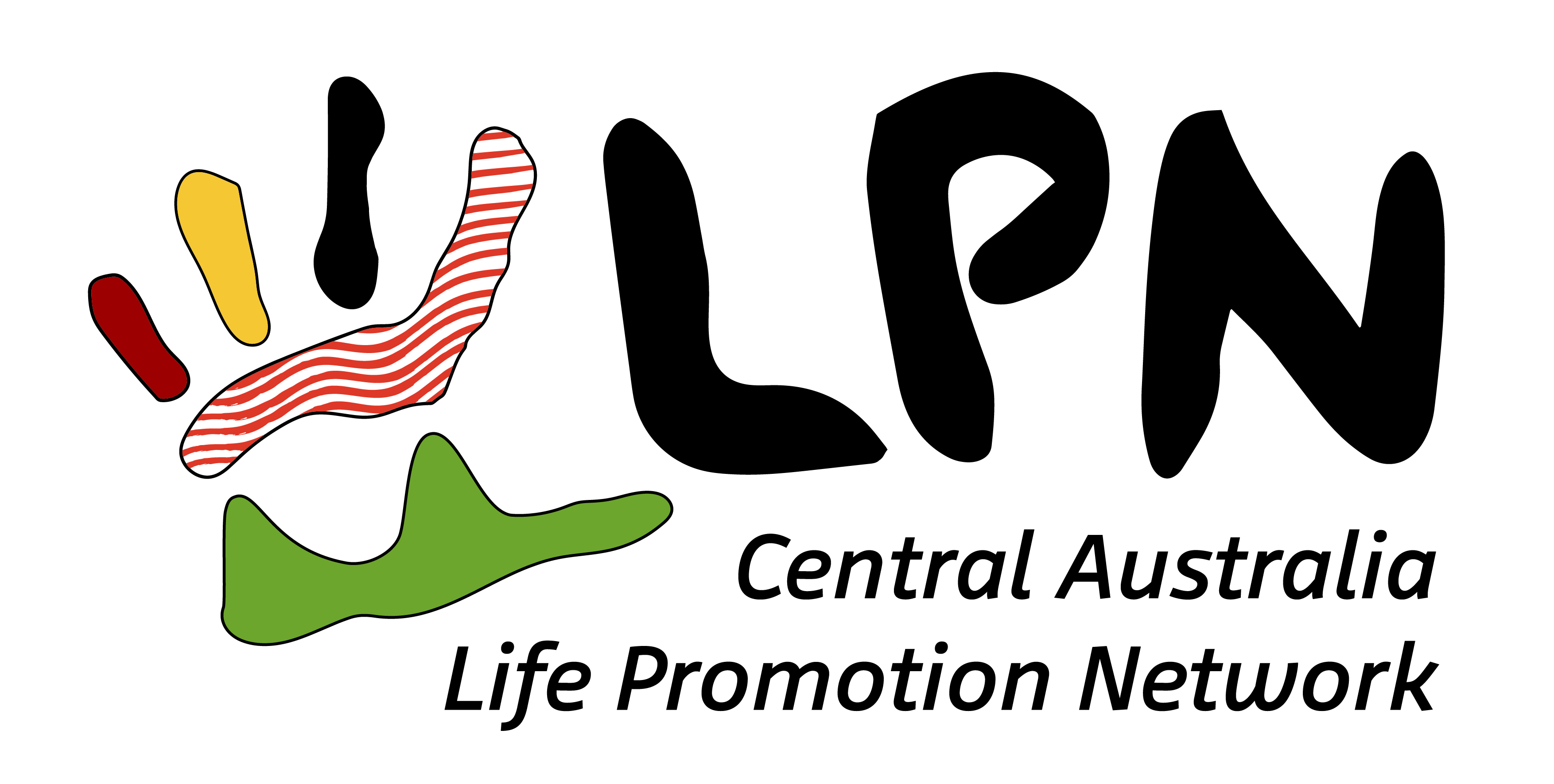 Central Australia Life Promotion Network logo