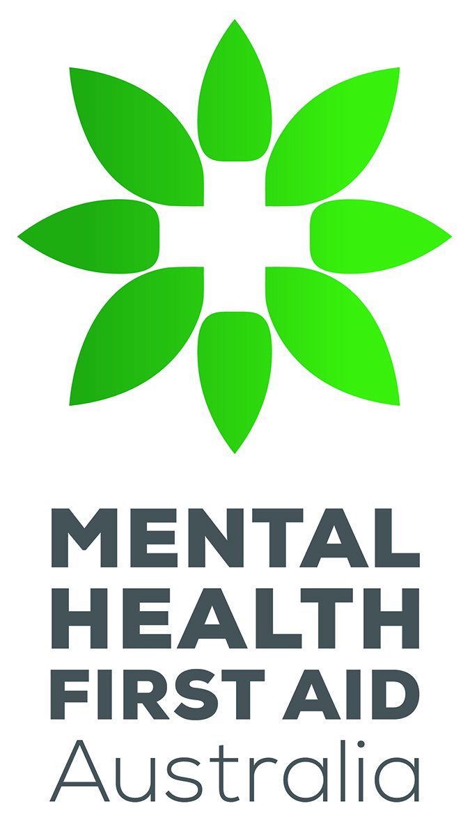 Aboriginal and Torres Strait Islander Mental Health First Aid  logo