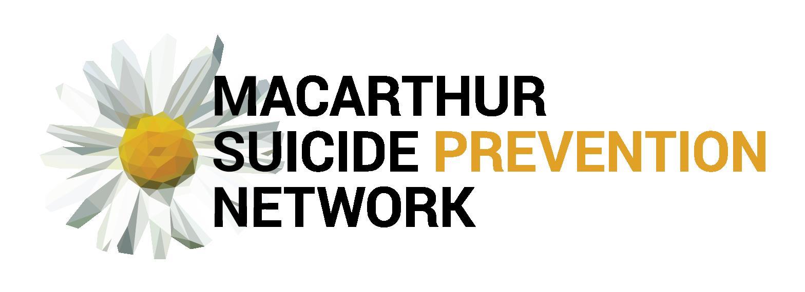 Macarthur Suicide Prevention Network logo