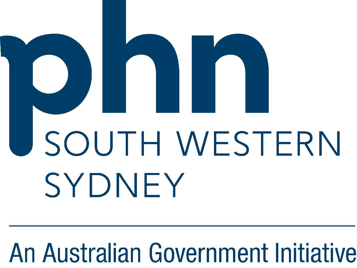 South Western Sydney PHN logo