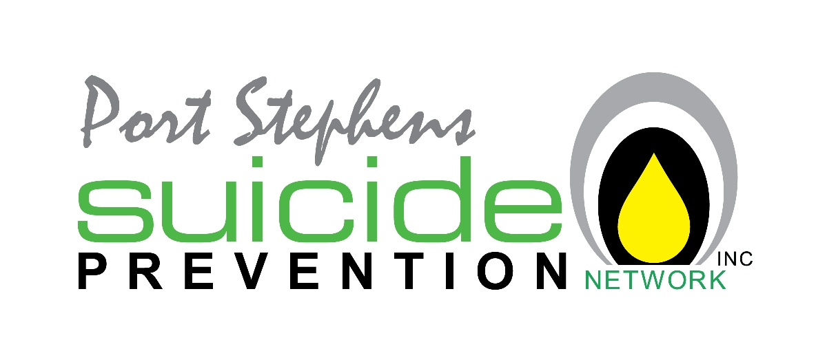 Port Stephens Suicide Prevention Network  logo