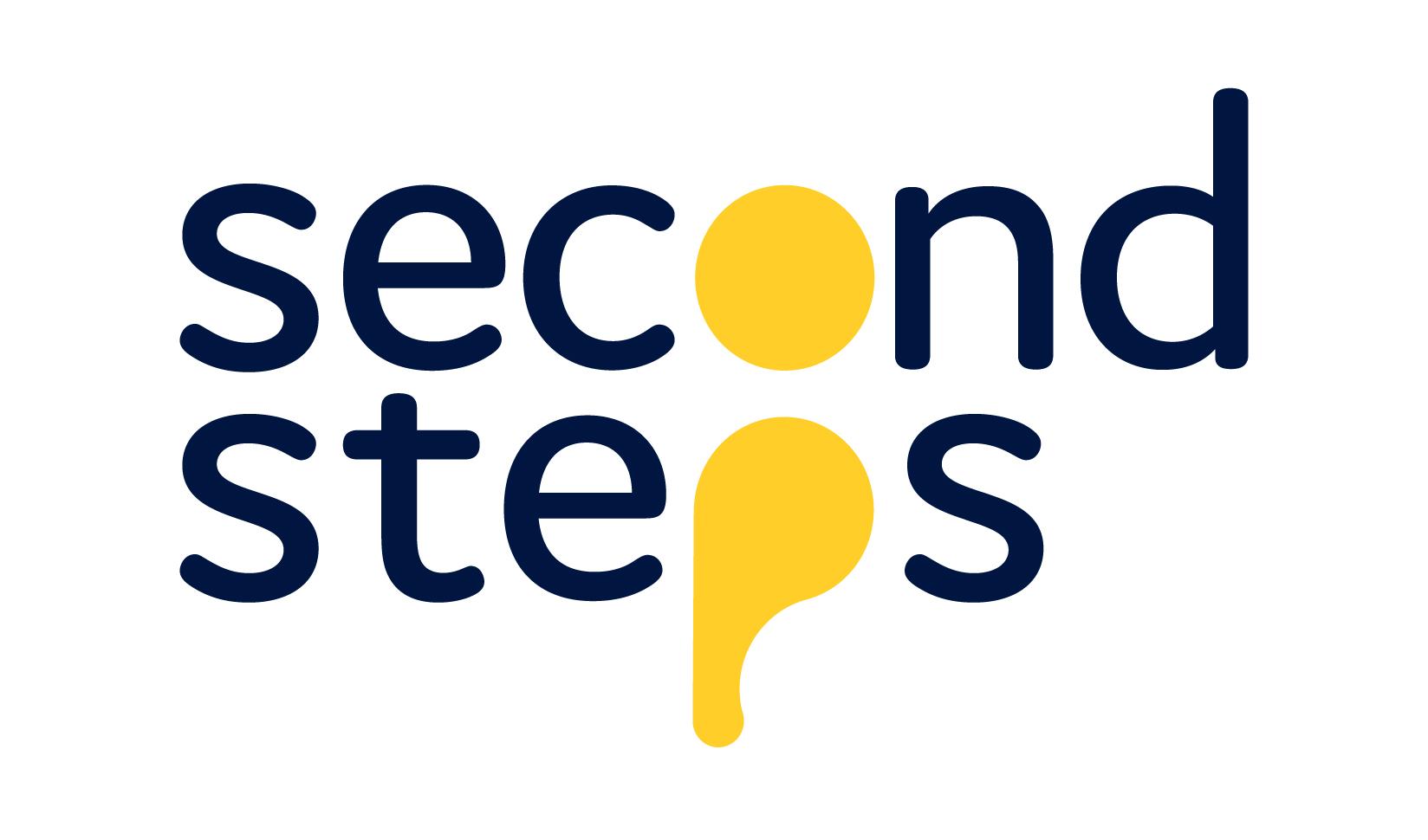 Second Steps logo
