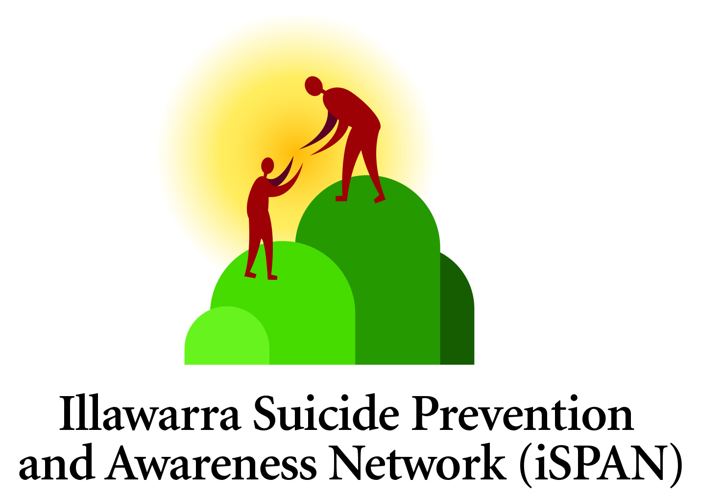 Illawarra Suicide Prevention & Awareness Network Inc.  iSPAN logo