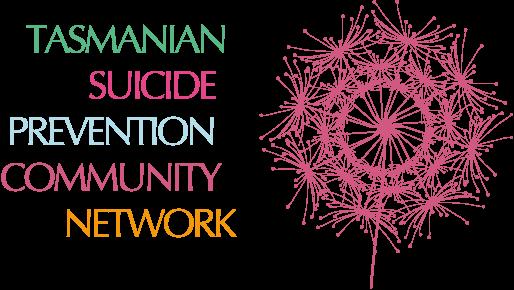 Tasmanian Suicide Prevention Community Network (TSPCN) logo